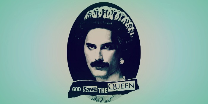 god save the queen epic rock mashup