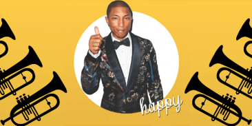 Happy (Would You?) – Pharrell + Touch and Go